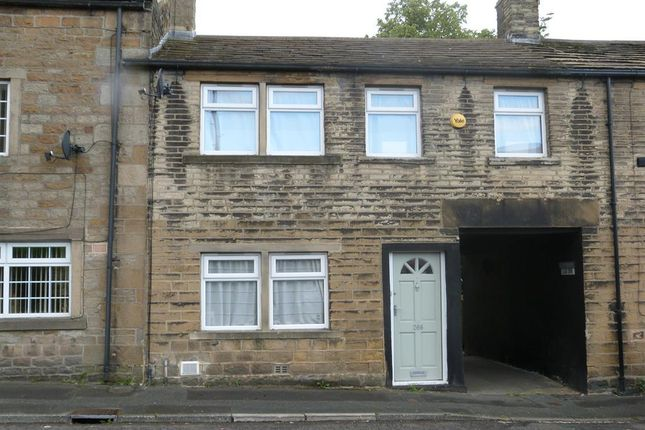 Thumbnail Terraced house to rent in Main Street, Wilsden, Bradford