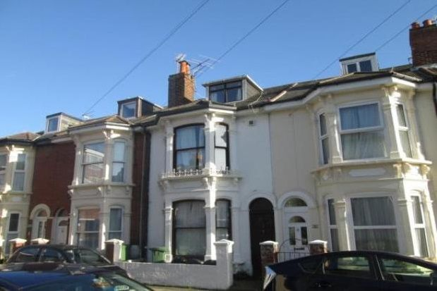Thumbnail Property to rent in Wilton Terrace, Southsea