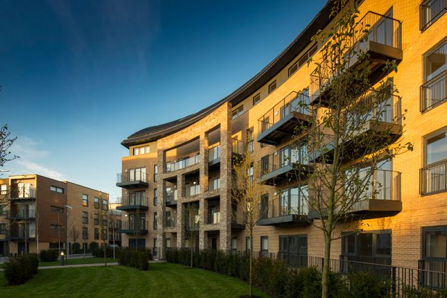 Thumbnail Flat for sale in Stanmore Place, London