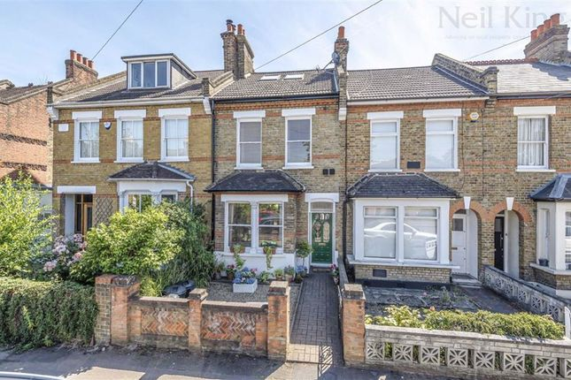 Thumbnail Terraced house for sale in Grove Hill, South Woodford, London