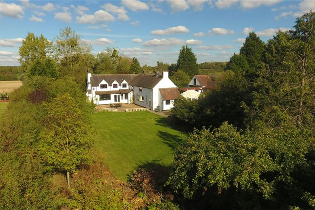 Thumbnail Detached house for sale in Lower Haselor, Pershore, Worcestershire