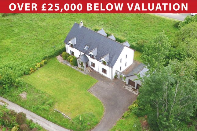 Thumbnail Detached house for sale in Tigh Na Croit, Easter Muckovie, Inverness