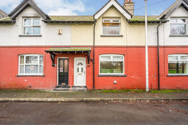 3 bed terraced house for sale in Lovel Terrace, Widnes, Cheshire WA8