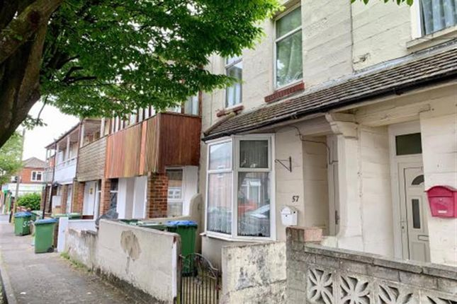 Thumbnail 3 bed end terrace house for sale in Alfred Street, Southampton