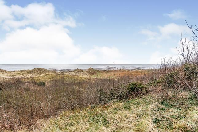 Rear Views of Sandhills, Hightown, Liverpool, Merseyside L38