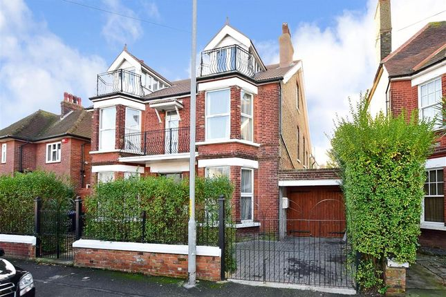 Thumbnail Detached house for sale in Northdown Park Road, Cliftonville, Margate, Kent