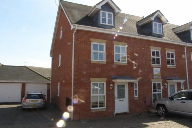Thumbnail Town house to rent in Caliban Mews, Heathcote, Warwick