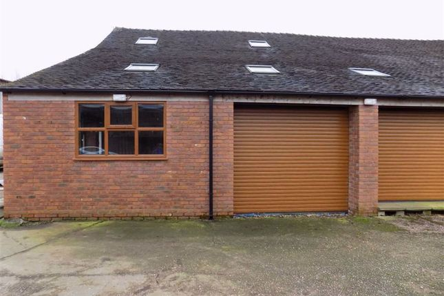 Thumbnail Commercial property to let in High Up Lane, Leek, Staffordshire