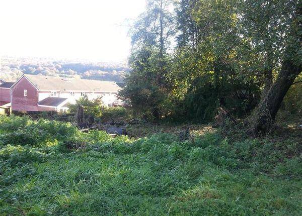 Thumbnail Land for sale in The Glade, School Lane, Gwaelod Y Garth