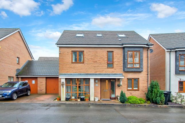 Thumbnail Detached house for sale in Sheepwash Court, Basingstoke