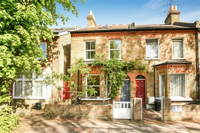 Thumbnail End terrace house for sale in South Western Road, St Margarets, Twickenham
