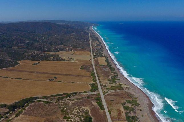 Thumbnail Land for sale in Apolakia, Rhodes, South Aegean, Greece