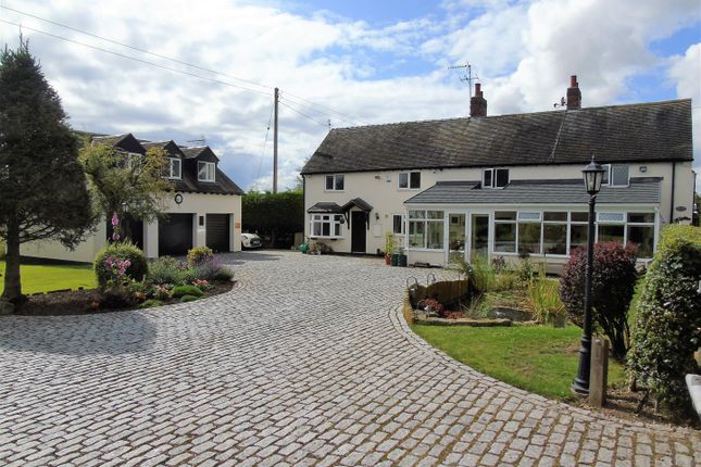Thumbnail Cottage for sale in Ashflats Lane, Stafford