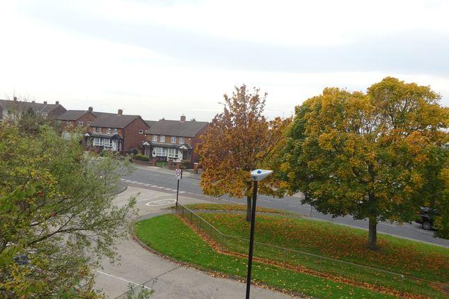 Exterior of King Henry Court, Sunderland SR5