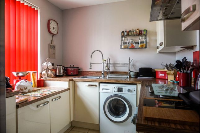 Kitchen of Carpenters Close, Wragby LN8