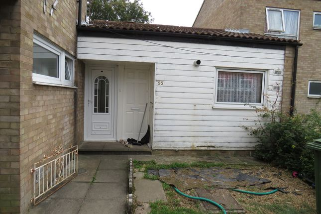 Thumbnail Maisonette for sale in Finland Way, Corby
