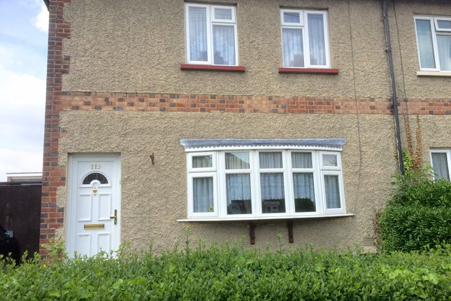 Thumbnail Semi-detached house to rent in Lenthal Avenue, Grays