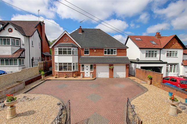 Thumbnail Detached house for sale in Westhill Road, Kings Norton, Birmingham