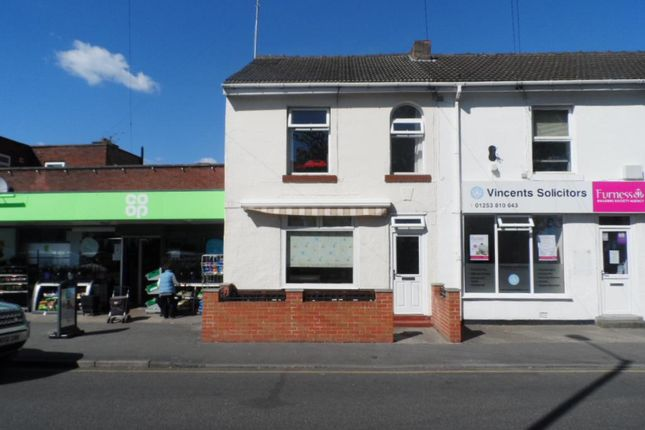 Thumbnail Commercial property for sale in Lancaster Road, Knott End