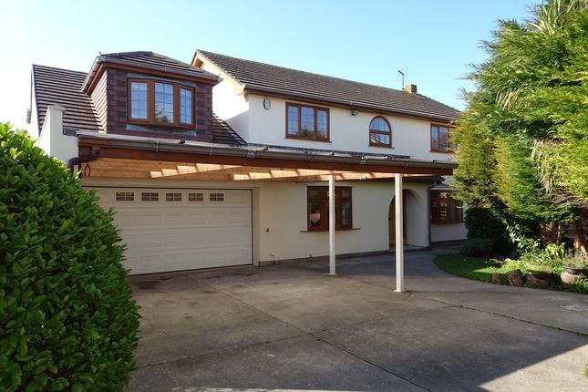 Thumbnail Detached house for sale in Adrian Close, Porthcawl