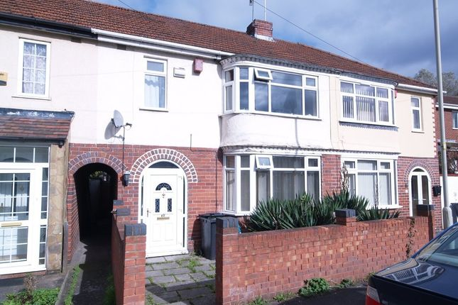 Terraced house to rent in Windmill End, Netherton, Dudley, West Midlands