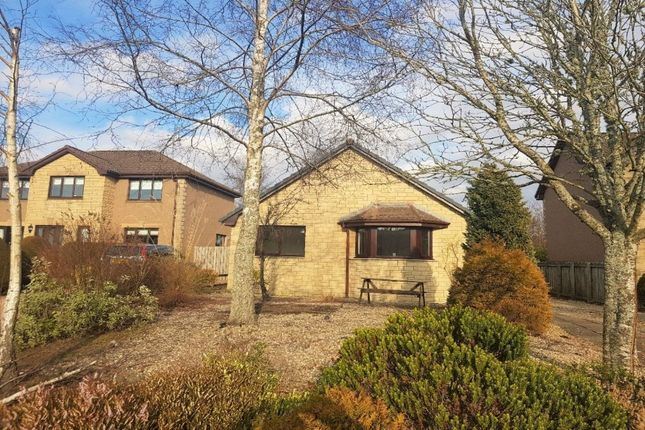Thumbnail Bungalow to rent in Glenorchil View, Auchterarder