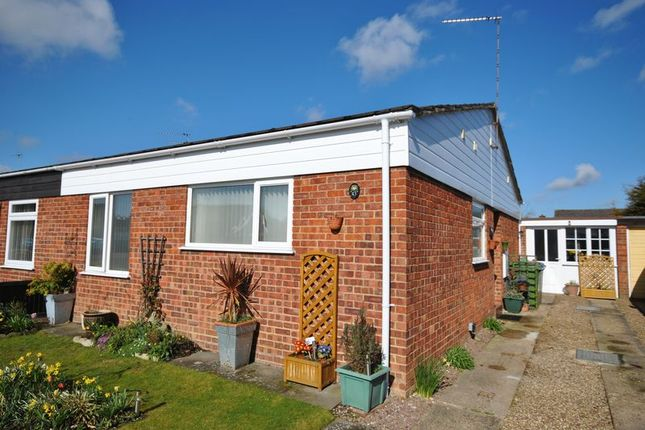 Thumbnail Bungalow for sale in Cere Road, Sprowston, Norwich