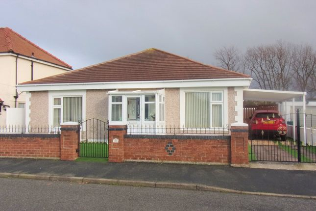 Thumbnail Detached bungalow for sale in Bodelwyddan Avenue, Kinmel Bay, Rhyl