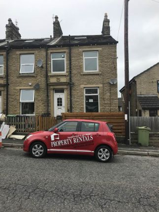 Thumbnail Terraced house to rent in Cross Lane Newsome, Huddersfield