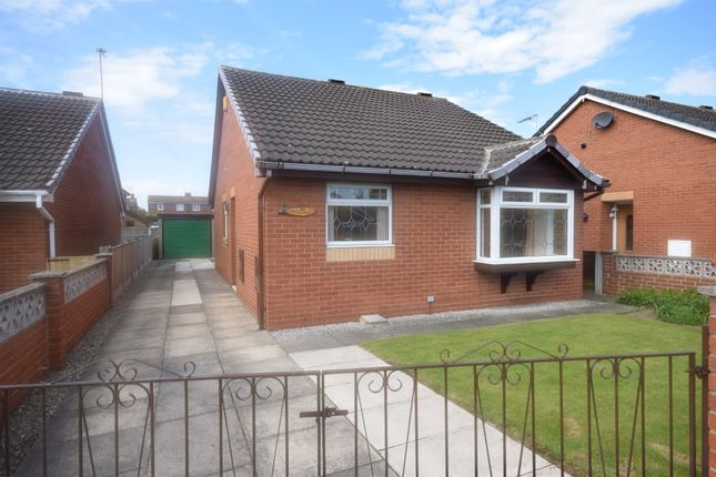 Thumbnail Detached bungalow to rent in Newlaithes Crescent, Normanton