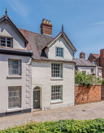 Thumbnail Terraced house for sale in St Alkmond's Square, Shrewsbury, Shropshire