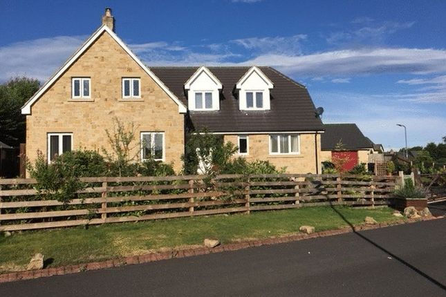 Thumbnail Detached house for sale in Leslies Drive, Otterburn, Northumberland
