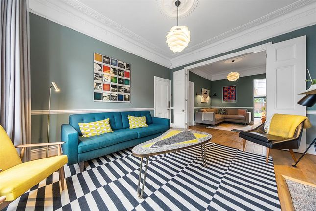 Terraced house to rent in Caldervale Road, London