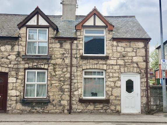 Thumbnail End terrace house for sale in Borthyn, Ruthin, Denbighshire