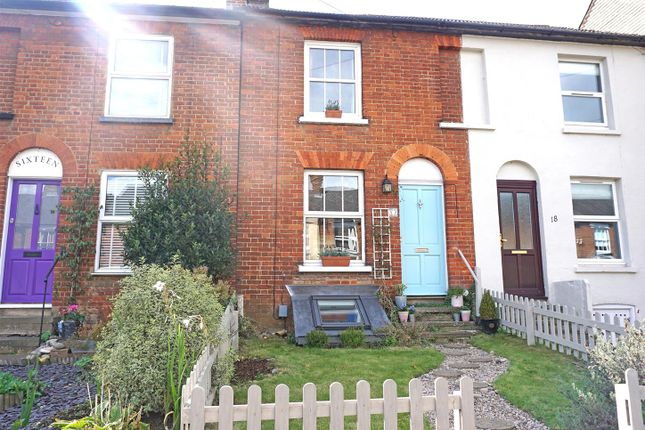Thumbnail Terraced house for sale in Ickleford Road, Hitchin