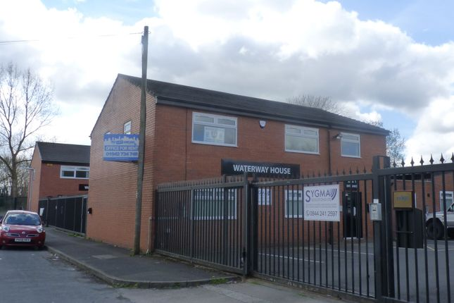 Office to let in Canal Street, Wigan