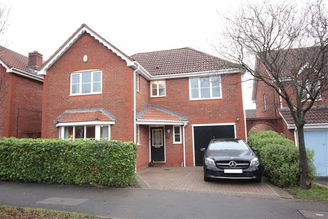 Thumbnail Detached house for sale in Cynder Way, Badminton Park, Bristol