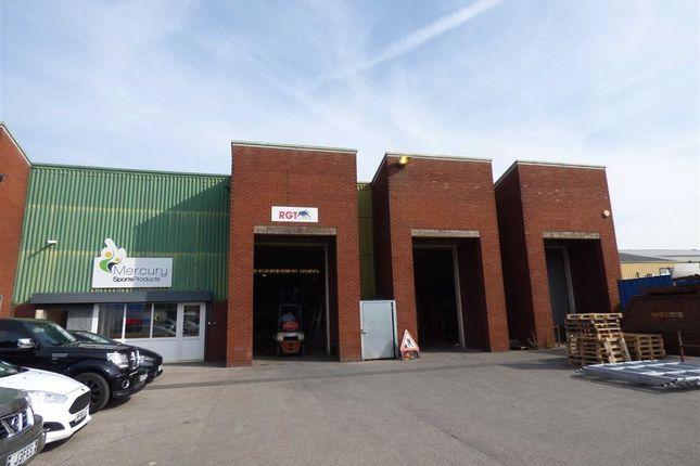 Thumbnail Light industrial to let in Elswick Road, Fenton, Stoke-On-Trent