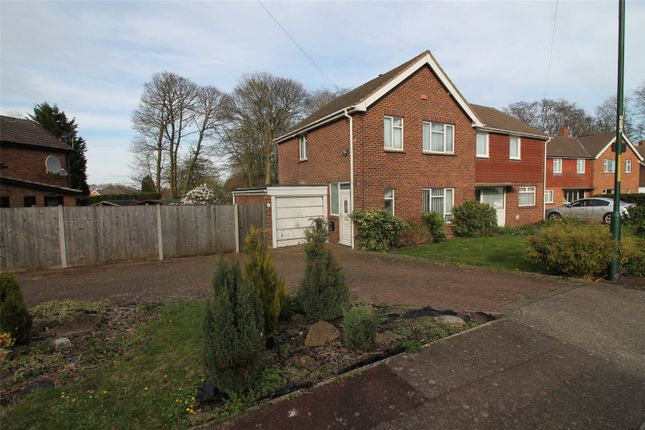 3 bed semi-detached house for sale in Oakhurst Close, Chatham, Kent