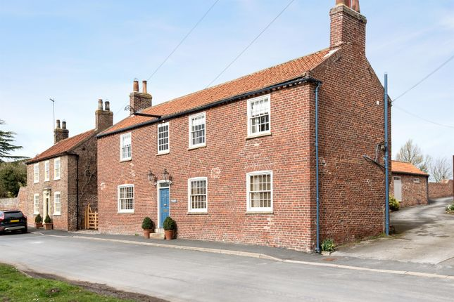 Thumbnail Detached house for sale in Front Street, Lockington, East Yorkshire