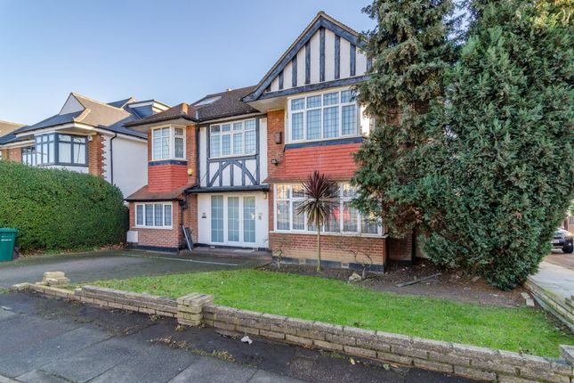 Thumbnail Detached house for sale in Shirehall Lane, London