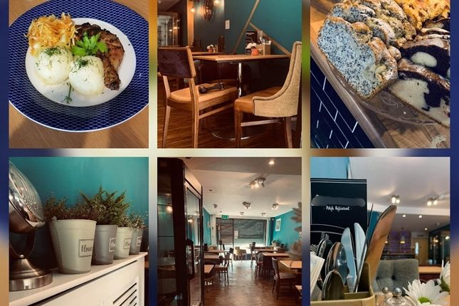 Thumbnail Restaurant/cafe for sale in Desborough Road, High Wycombe