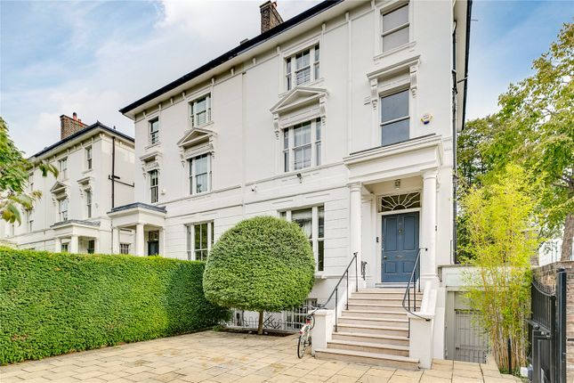 Thumbnail Semi-detached house to rent in Warwick Gardens, Kensington, London