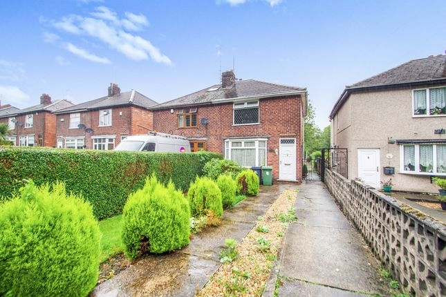 3 bed semi-detached house for sale in Somercotes Hill, Somercotes, Alfreton DE55