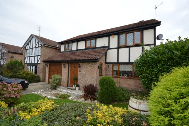 Thumbnail Detached house for sale in Trent Avenue, Altofts, Normanton