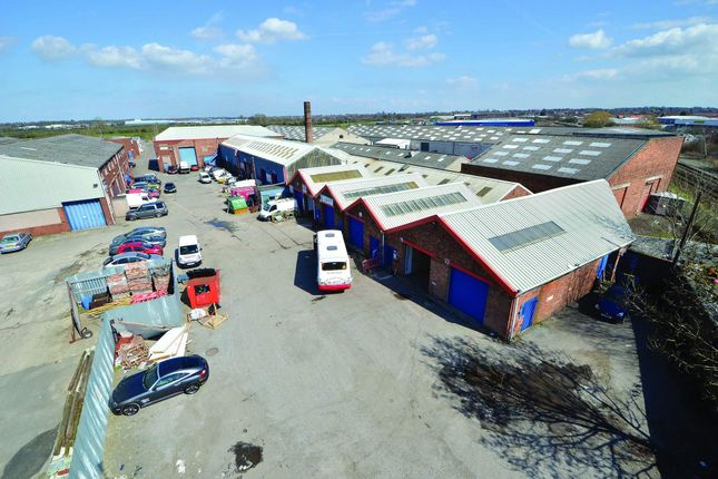 Thumbnail Light industrial to let in Chesterbank Business Park, River Lane, Saltney, Chester