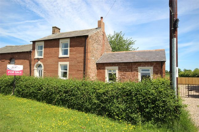Thumbnail Semi-detached house for sale in Chapel House, Hethersgill, Carlisle, Cumbria
