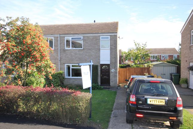 3 bed semi-detached house to rent in Ramsey Road, St. Ives, Huntingdon