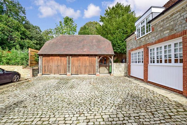 Garage of Wierton Hill, Boughton Monchelsea, Maidstone, Kent ME17