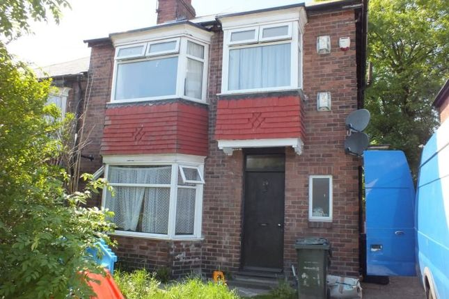 Thumbnail Flat for sale in Brancepeth Avenue, Newcastle Upon Tyne
